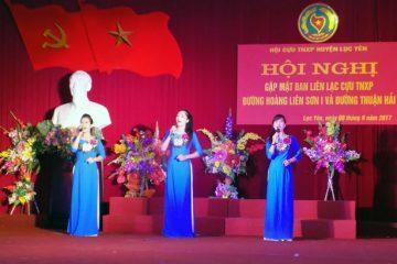 Lễ công nhận phiên hiệu TNXP cho 2 đơn vị thanh niên làm đường Hoàng Liên Sơn I