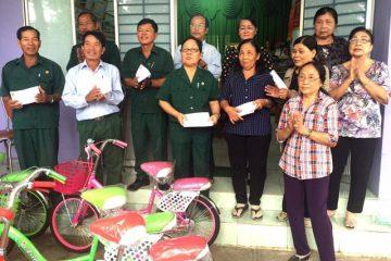 Nhìn lại hoạt động thi đua năm 2017 của Hội Cựu TNXP Bình Thuận